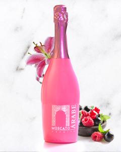 Árabe Moscato Premium Rosé